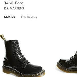 Dr.martens like new size 8
